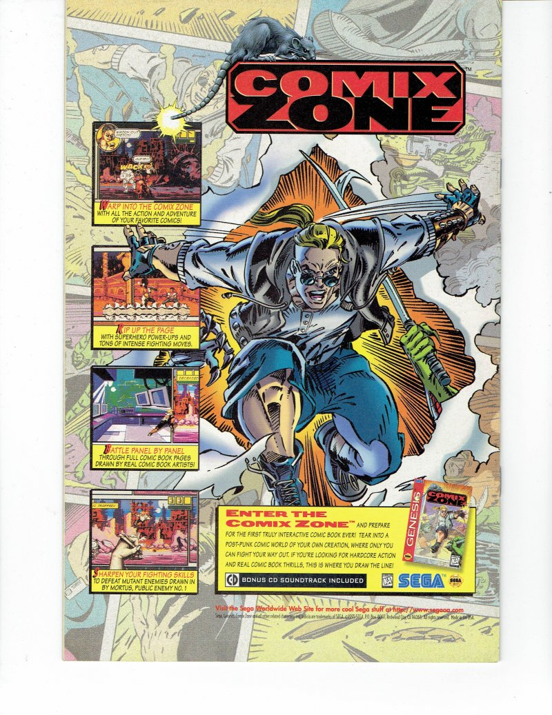 Image 1 of Sovereign Seven #4 Oct 1995 DC Comic