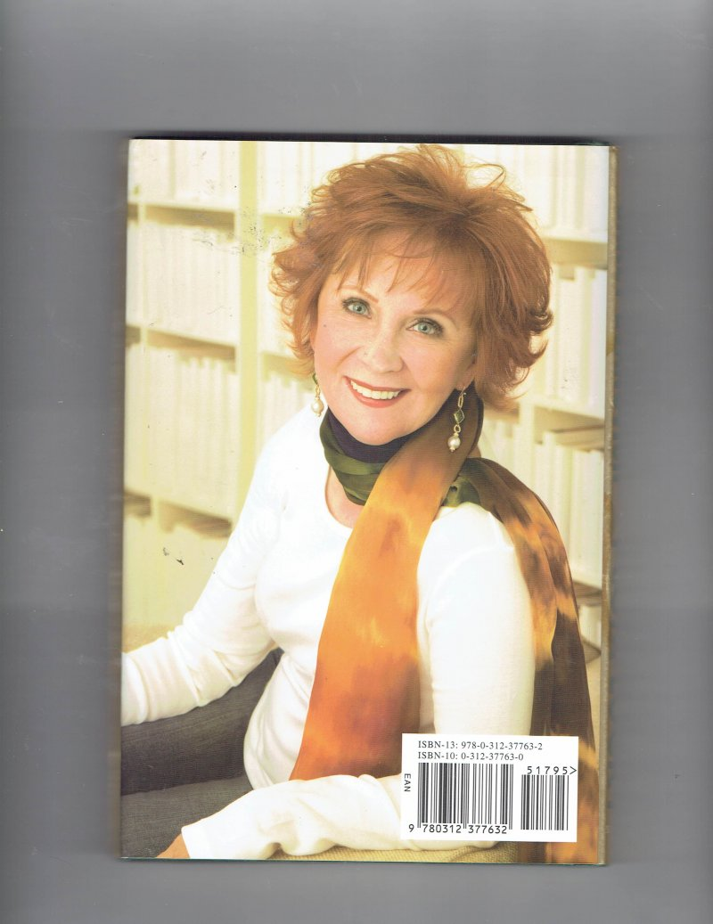 Image 2 of A Between the Numbers Novel Plum Lucky 3 by Janet Evanovich Signed Autographed