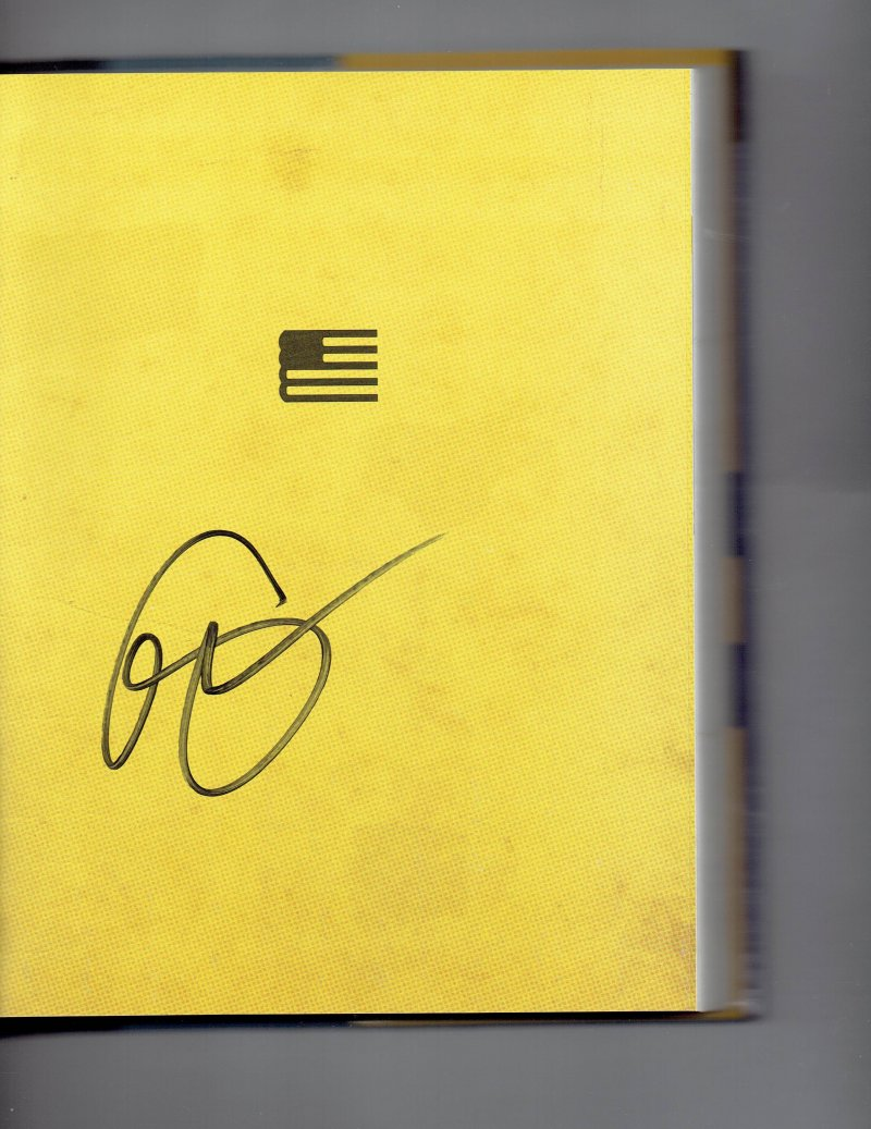 Image 0 of An Inconvenient Book by Glenn Beck Signed Autographed