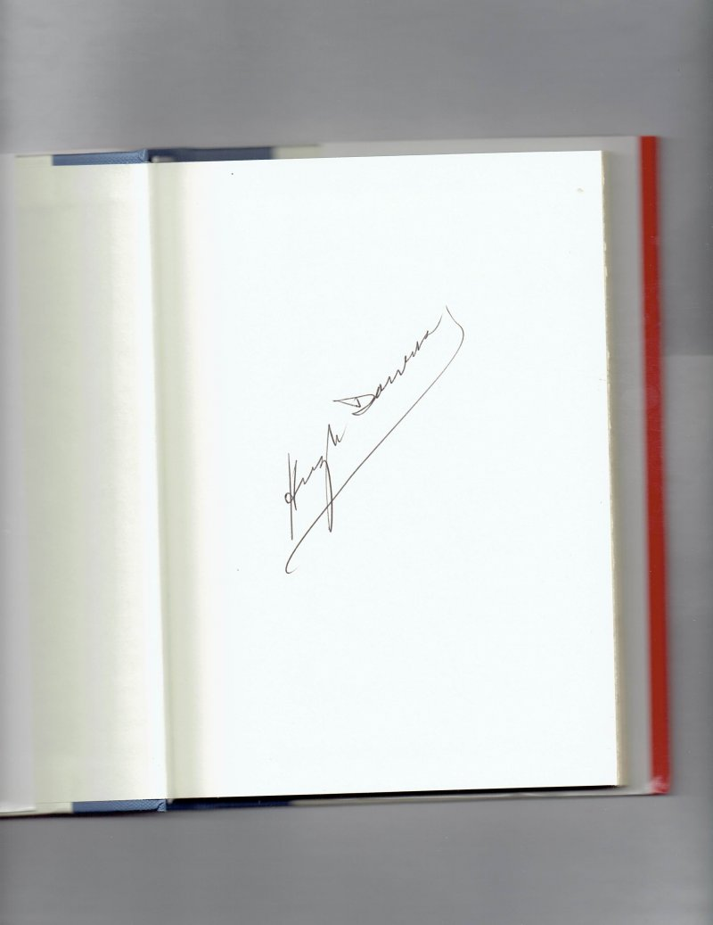 Image 0 of Great Grandson by Hugh Down Signed Autographed Book