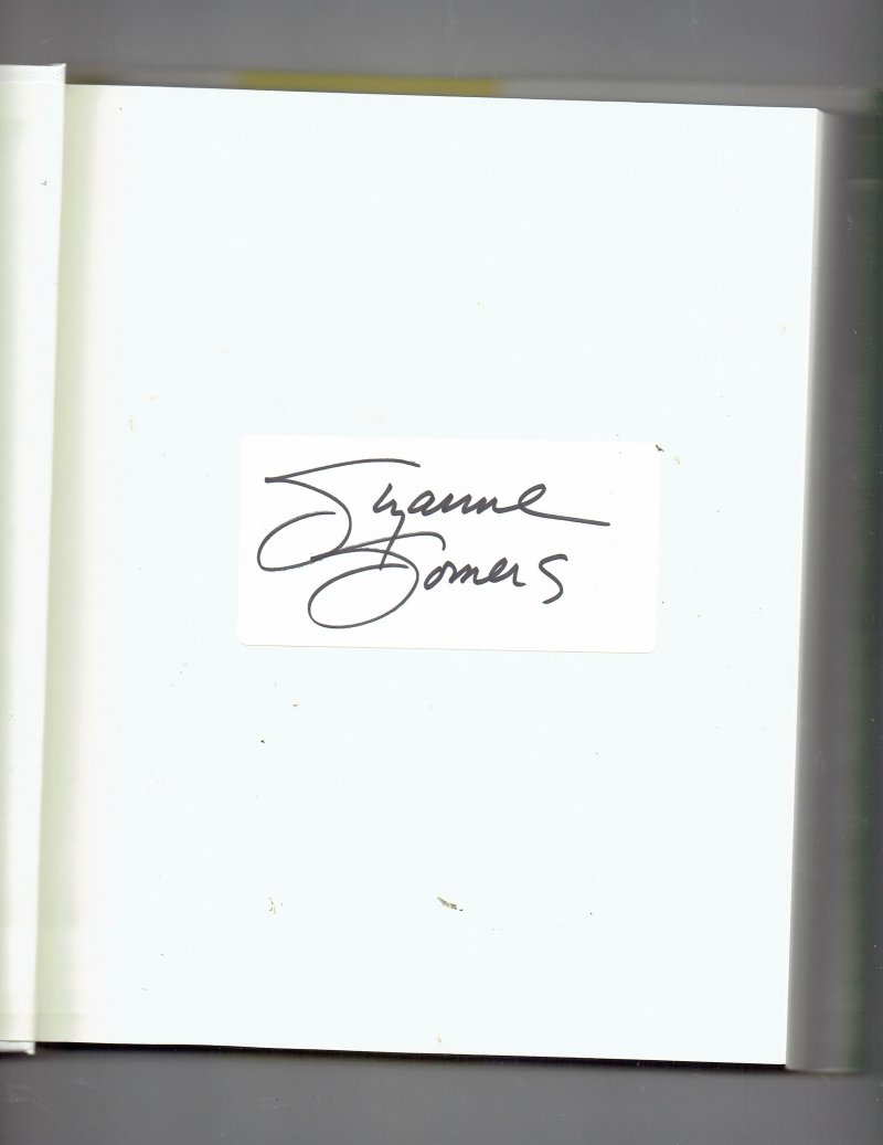 Image 0 of Suzanne Somers' Slim and Sexy Forever By Suzanne Somers Signed Autographed Book