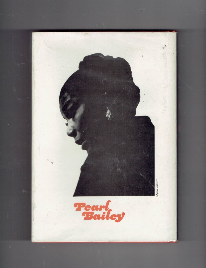 Image 2 of The Raw Pearl by Pearl Bailey (1968, Hardcover) Signed Autographed Rare HTF