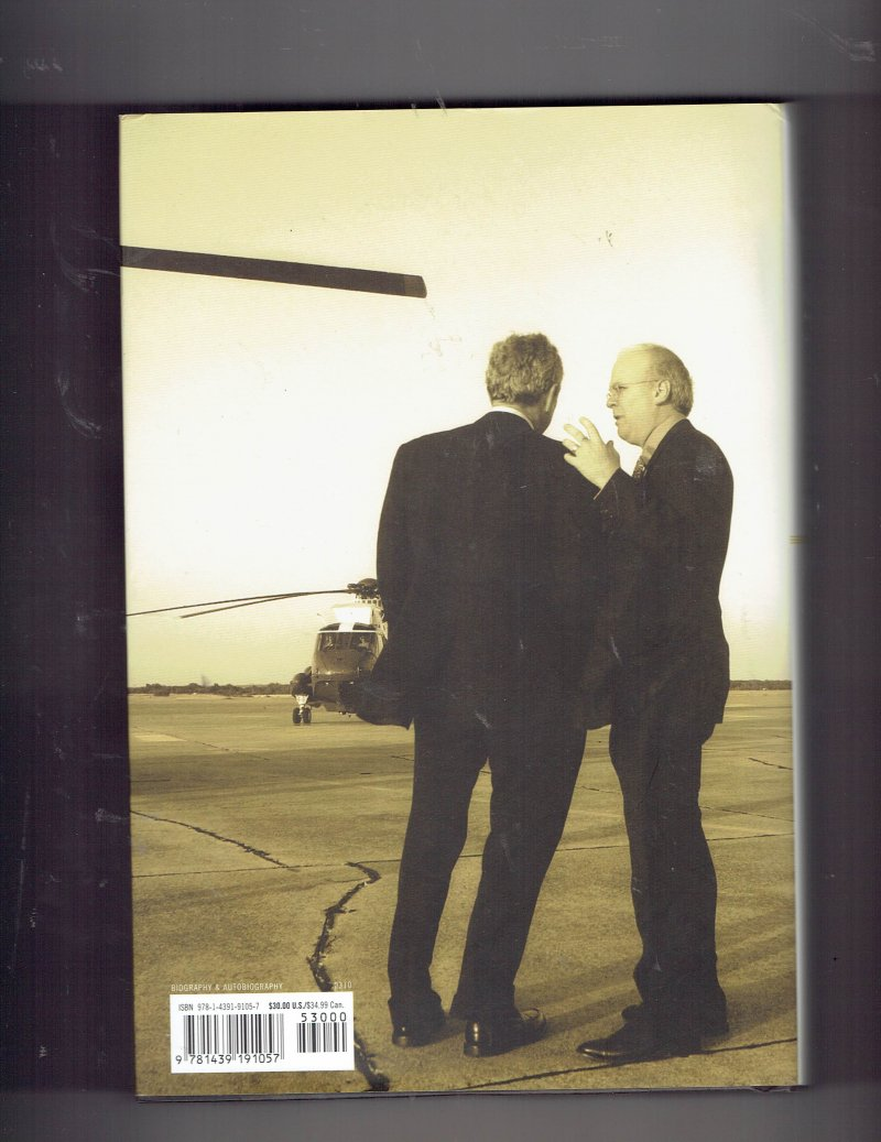 Image 2 of Courage and Consequence by Karl Rove Signed Autographed HC Book