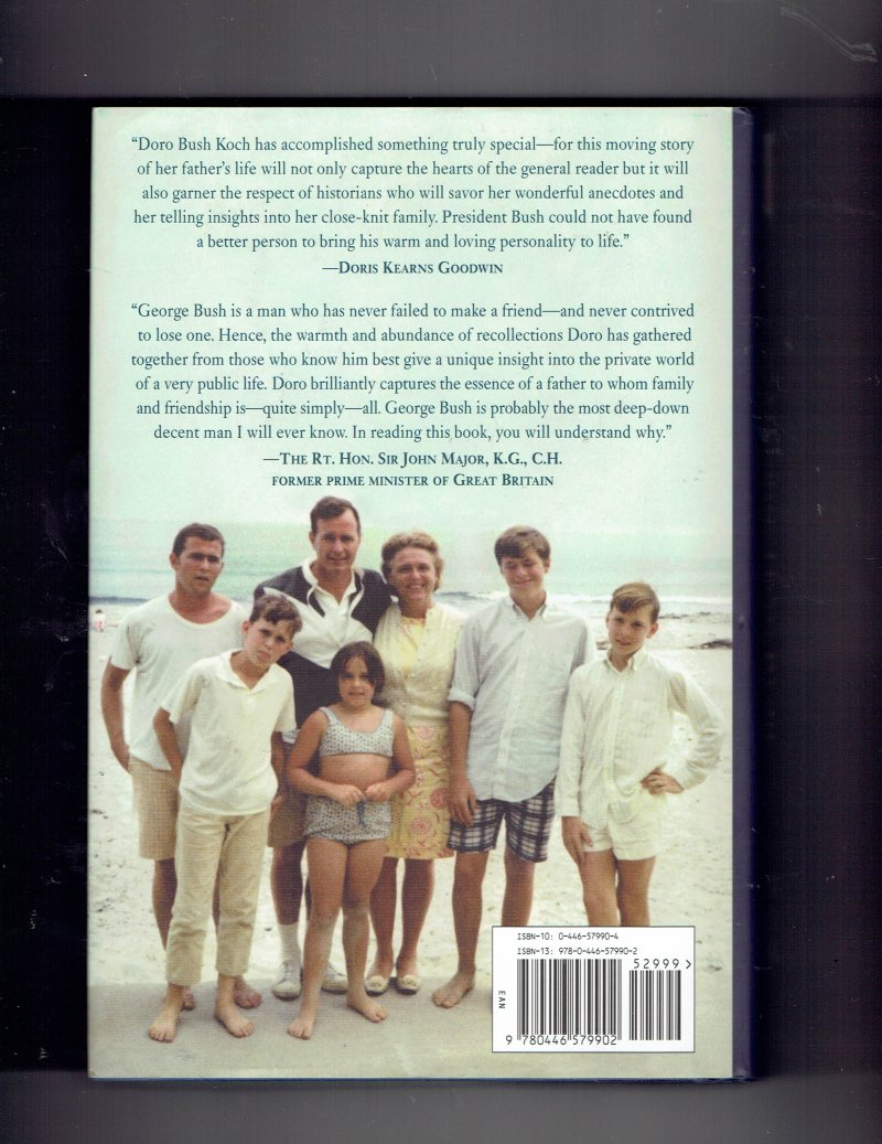 Image 2 of My Father, My President by Doro Bush Koch Signed Autographed Book
