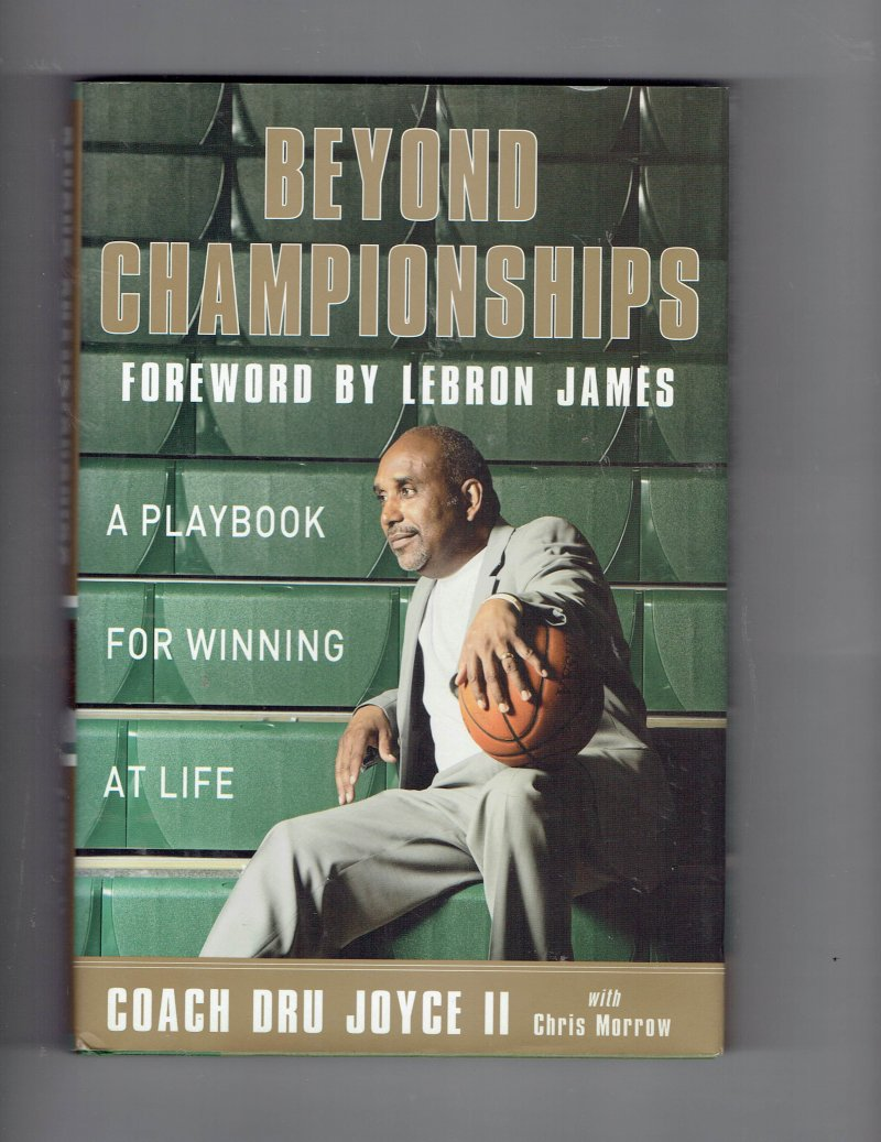 Image 1 of Beyond Championships by Dru, II Joyce Signed Autographed HC book