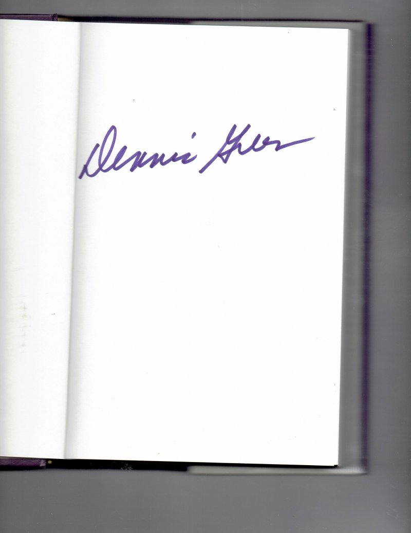 Image 0 of Dennis Green No Room for Crybabies by Dennis Green (1997, Hardcover) Signed