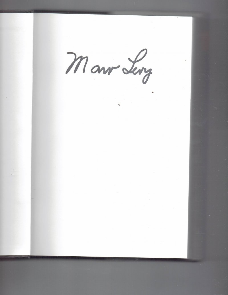 Image 0 of Marv Levy  Where Else Would You Rather Be by Marv Levy (2004 Hardcover) signed