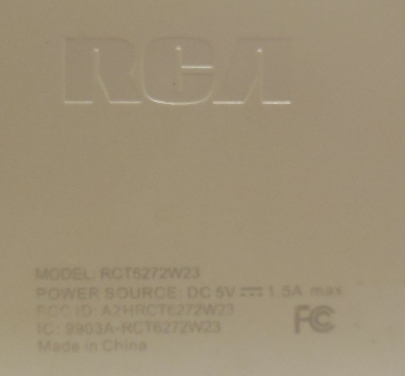 Image 3 of RCA 7