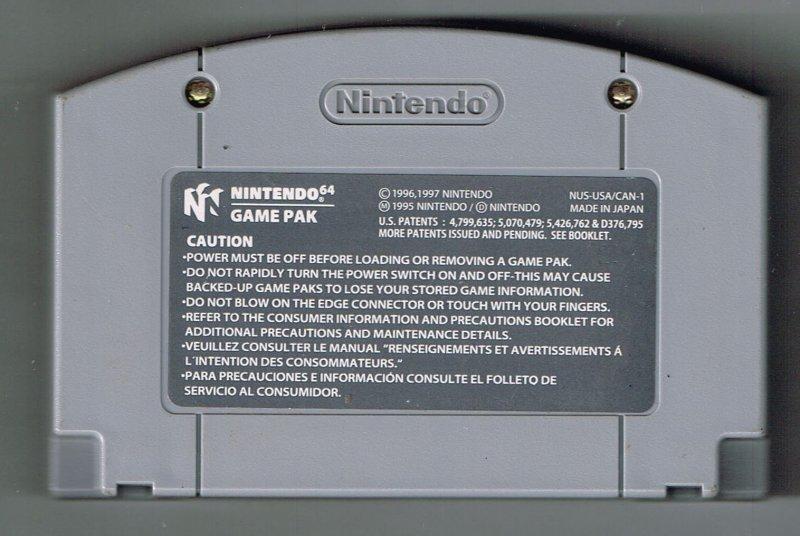 Image 1 of Nintendo N64 Xena Warrior Princess The Talisman of Fate 64 video Game