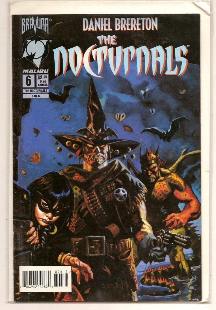 Everything Collectibles: Malibu Comics