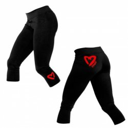 Thumbnail of   I Love Zumba Leggings size Medium, XL - Black