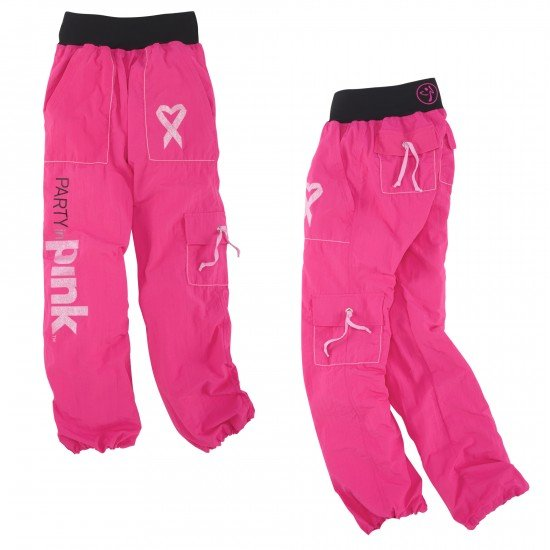 party in pink tm cargo pants size small pink. Black Bedroom Furniture Sets. Home Design Ideas
