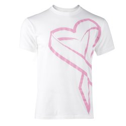 Thumbnail of      Zumba Groove For The Cure Party In Pink T-Shirt - White