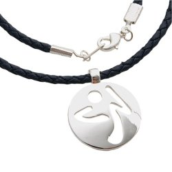 Thumbnail of Zumba Logo Necklace *Great Gift!*