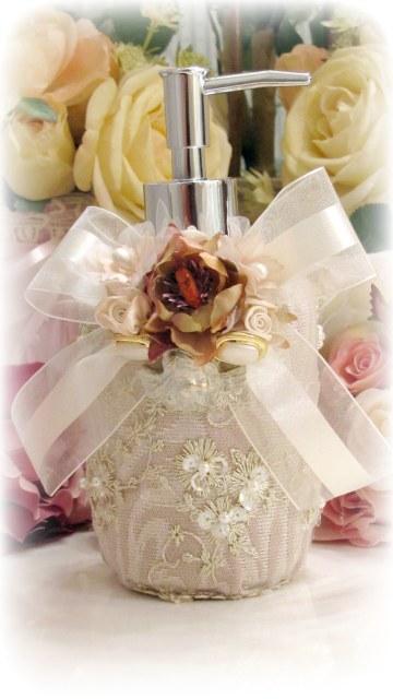 Image 2 of Gilded Opulence Bath Vanity Set