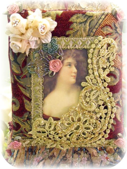 Victorian Splendor Sachets