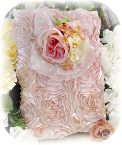 Image 0 of Rose Blush Cottage Collection Large Photo Album