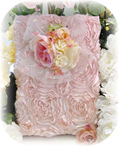 Image 2 of Rose Blush Cottage Collection Large Photo Album