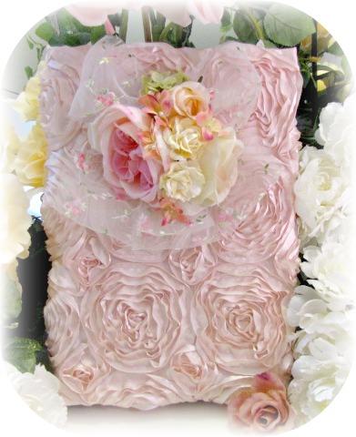 Image 2 of Rose Blush Cottage Collection Large Photo Album