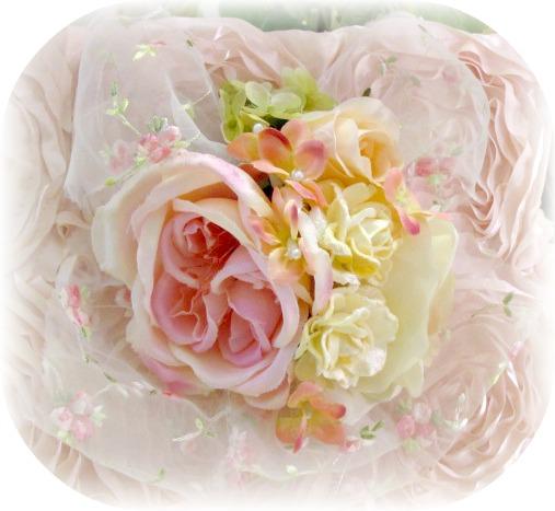 Image 3 of Rose Blush Cottage Collection Large Photo Album