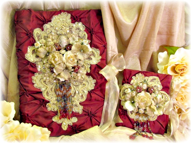 Image 2 of Regency Elegance Small Photo Album