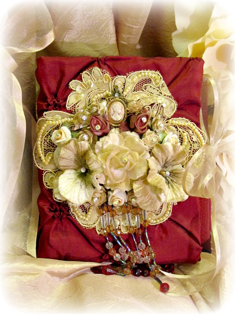 Image 0 of Regency Elegance Small Photo Album