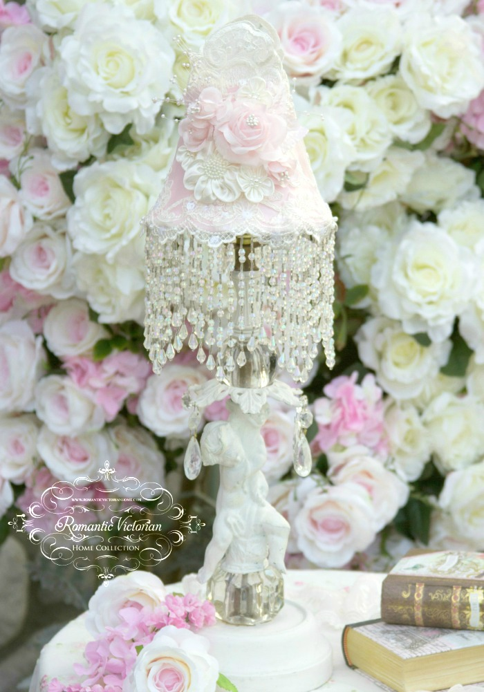 Image 2 of Climbing Roses Small Lamp Shade (shade only)