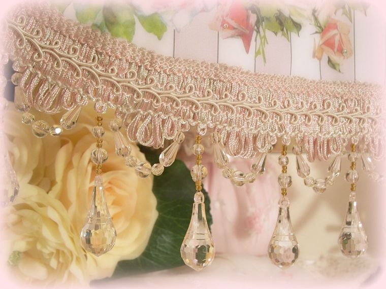 Image 3 of Crystal Roses Wall Tapestries