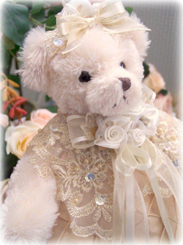 Image 3 of Gilded Opulence Teddy Bear