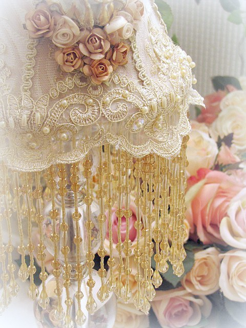 Image 2 of Gilded Opulence Small Lamp Shade