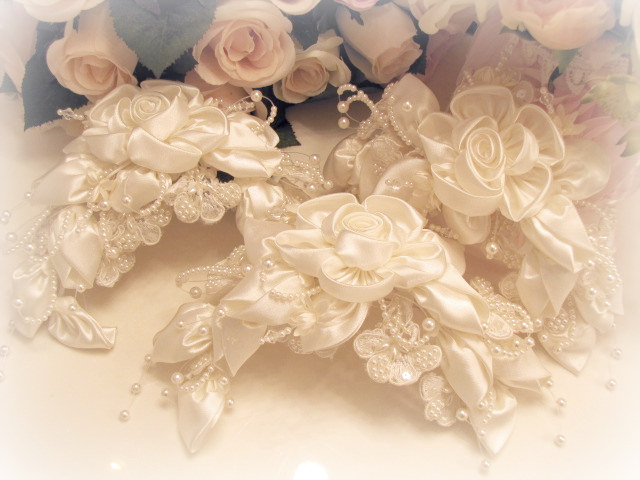 Thumbnail of Bridal Veil Hair Comb