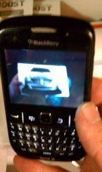 BLACKBERRY 8550 CELL PHONE