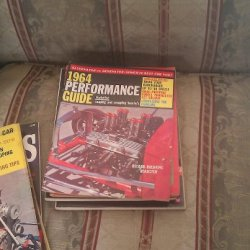 1964 PERFORMANCE GUIDE