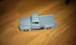 1948 FORD PICK UP DIECAST 1/24