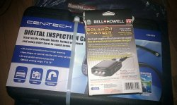 BELL + HOWELL SOLAR CHARGER