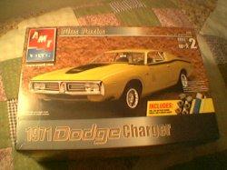 1971 DODGE CHARGER MODEL KIT