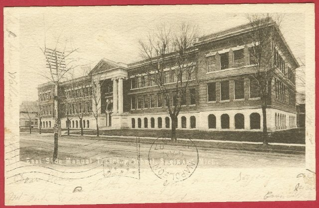Sagainaw Michigan School