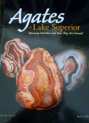 Agates of Lake Superior book Lynch 2011