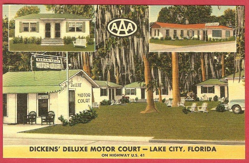 Lake City Floridan Dickens