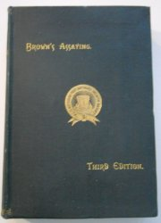 Brown's Assaying Gold, Silver, Copper Lead Ores Third Edition 1889