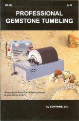 Professional Gemstone Tumbling Book Lortone