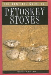 PETOSKEY STONE GUIDE Fossils MI Book Mueller Wilde