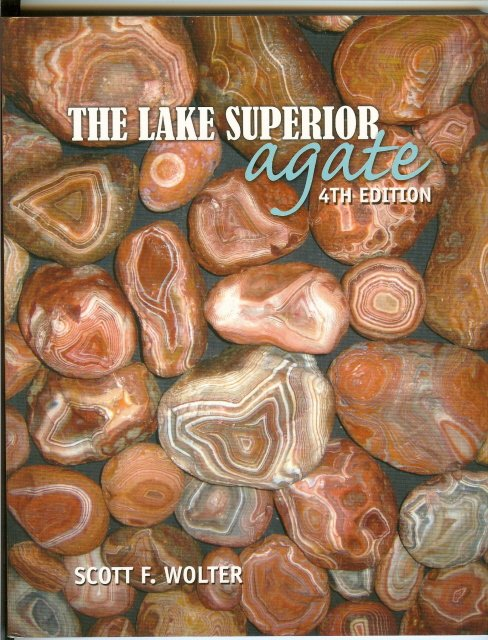 Image 0 of Lake Superior Agate Book Wolter 4th Edition