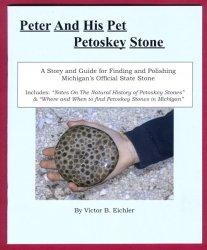 PETER PET PETOSKEY STONE Book Michigan MI Eichler