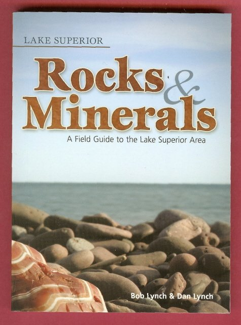 Lake Superior Rocks & Minerals Book