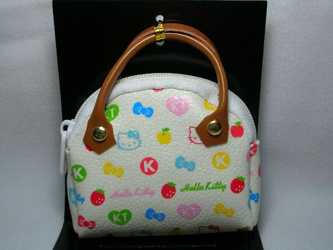 Image 0 of Japan Limited Sanrio Hello Kitty Mini Bag Coin Purse Part 2 #1