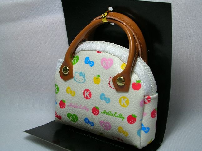 Image 1 of Japan Limited Sanrio Hello Kitty Mini Bag Coin Purse Part 2 #1