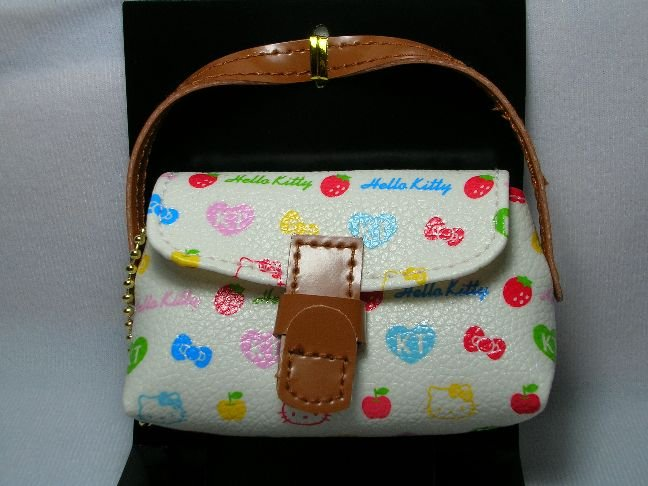 Image 0 of Japan Limited Sanrio Hello Kitty Mini Bag Coin Purse Part 2 #3