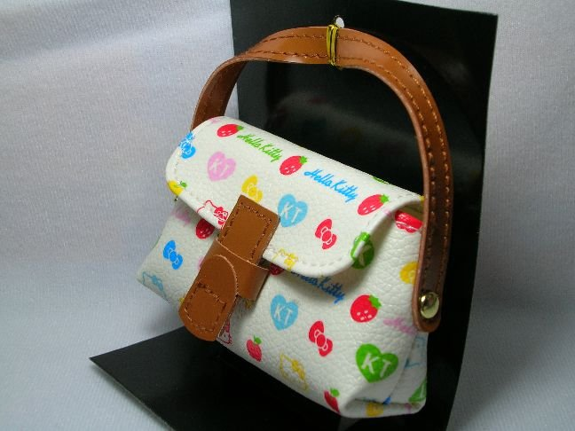 Image 1 of Japan Limited Sanrio Hello Kitty Mini Bag Coin Purse Part 2 #3