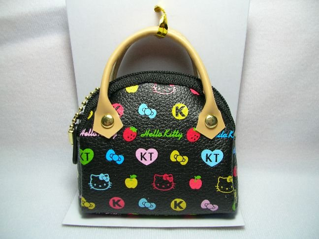 Image 0 of Japan Limited Sanrio Hello Kitty Mini Bag Coin Purse Part 2 #4